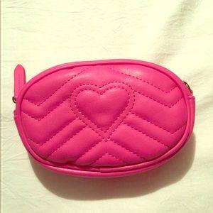 Hot Pink Heart purse